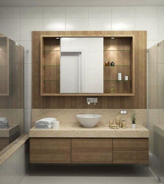 espelho para banheiro lindo