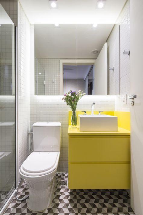 espelhos para banheiros modelo